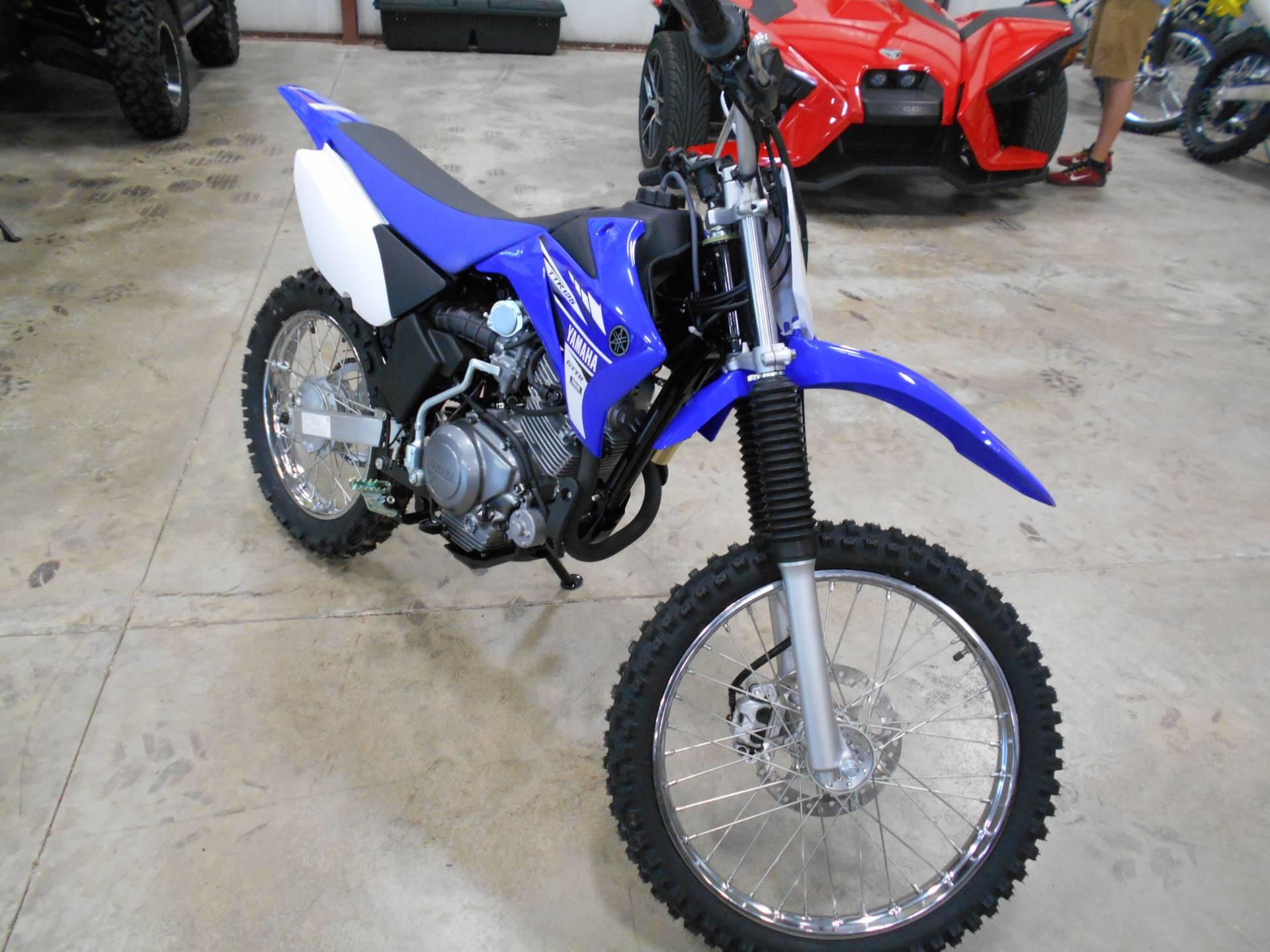 2017 Yamaha TT-R125LE 5
