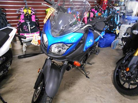 2015 Suzuki V-Strom 650 ABS in Belvidere, Illinois - Photo 1