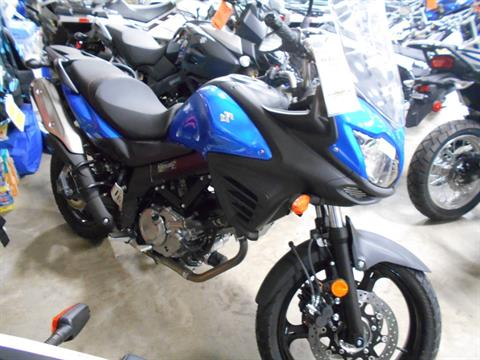2015 Suzuki V-Strom 650 ABS in Belvidere, Illinois - Photo 3