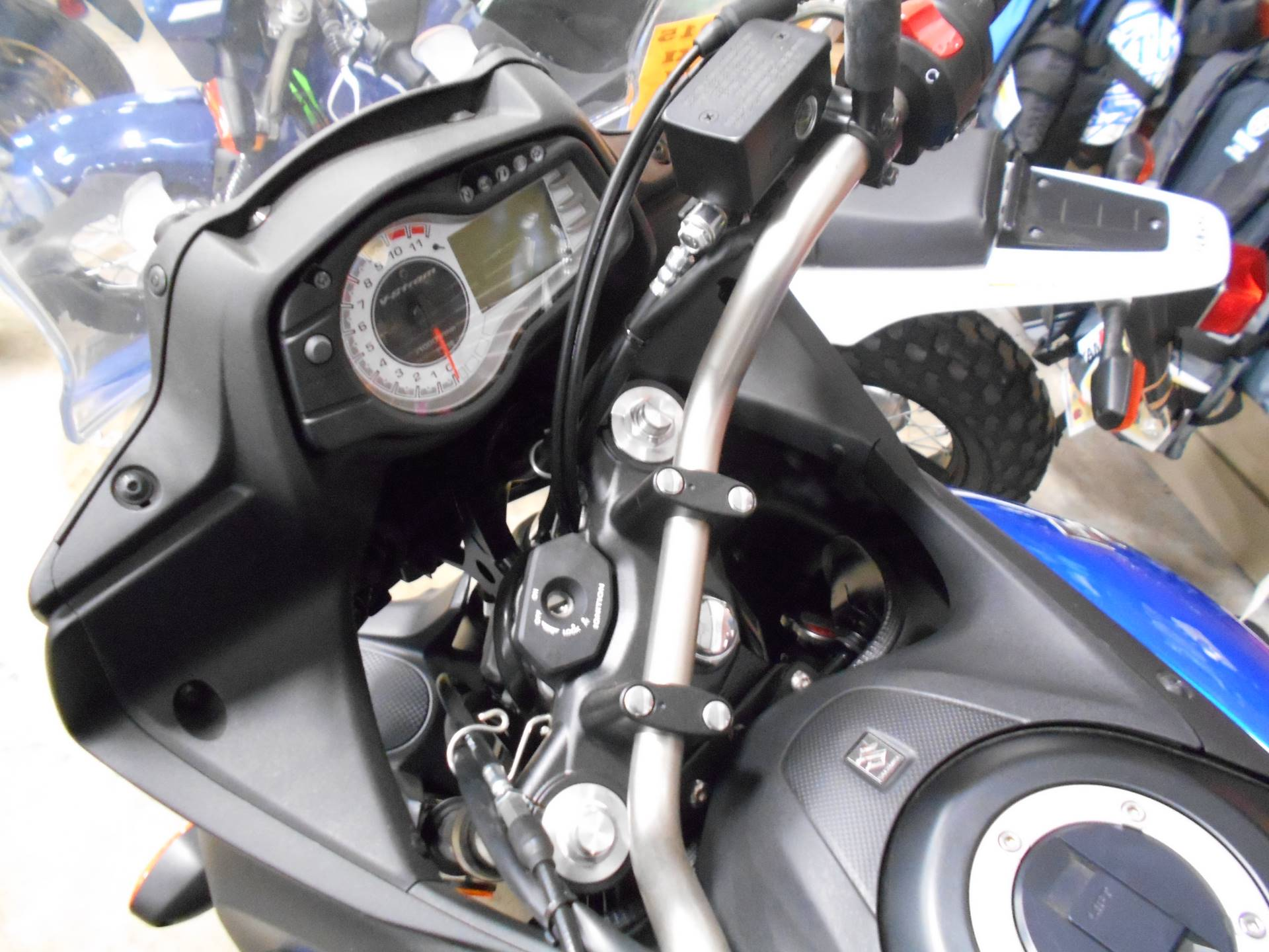 2015 Suzuki V-Strom 650 ABS in Belvidere, Illinois - Photo 6