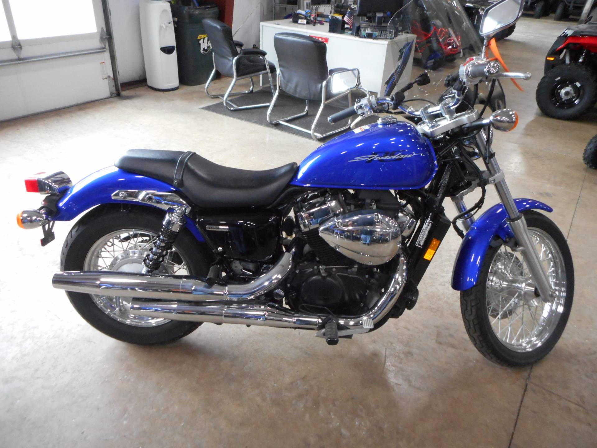 Used 2012 Honda Shadow Rs Motorcycles In Belvidere Il