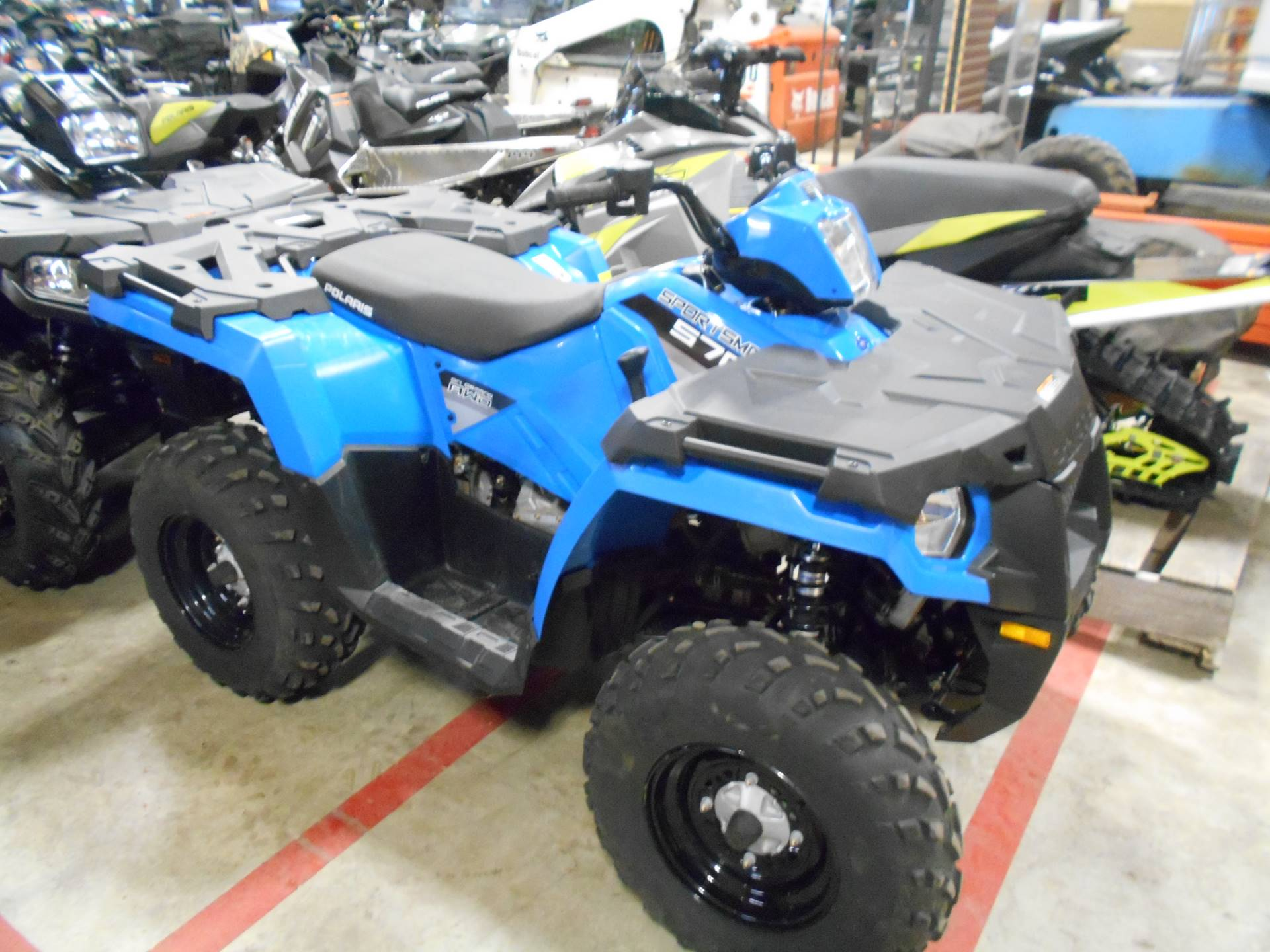 2016 Polaris Sportsman 570 Eps In Belvidere Illinois Photo 1