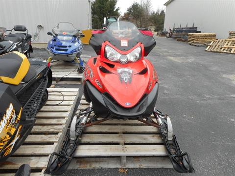 2008 Polaris 700 Dragon Switchback in Belvidere, Illinois