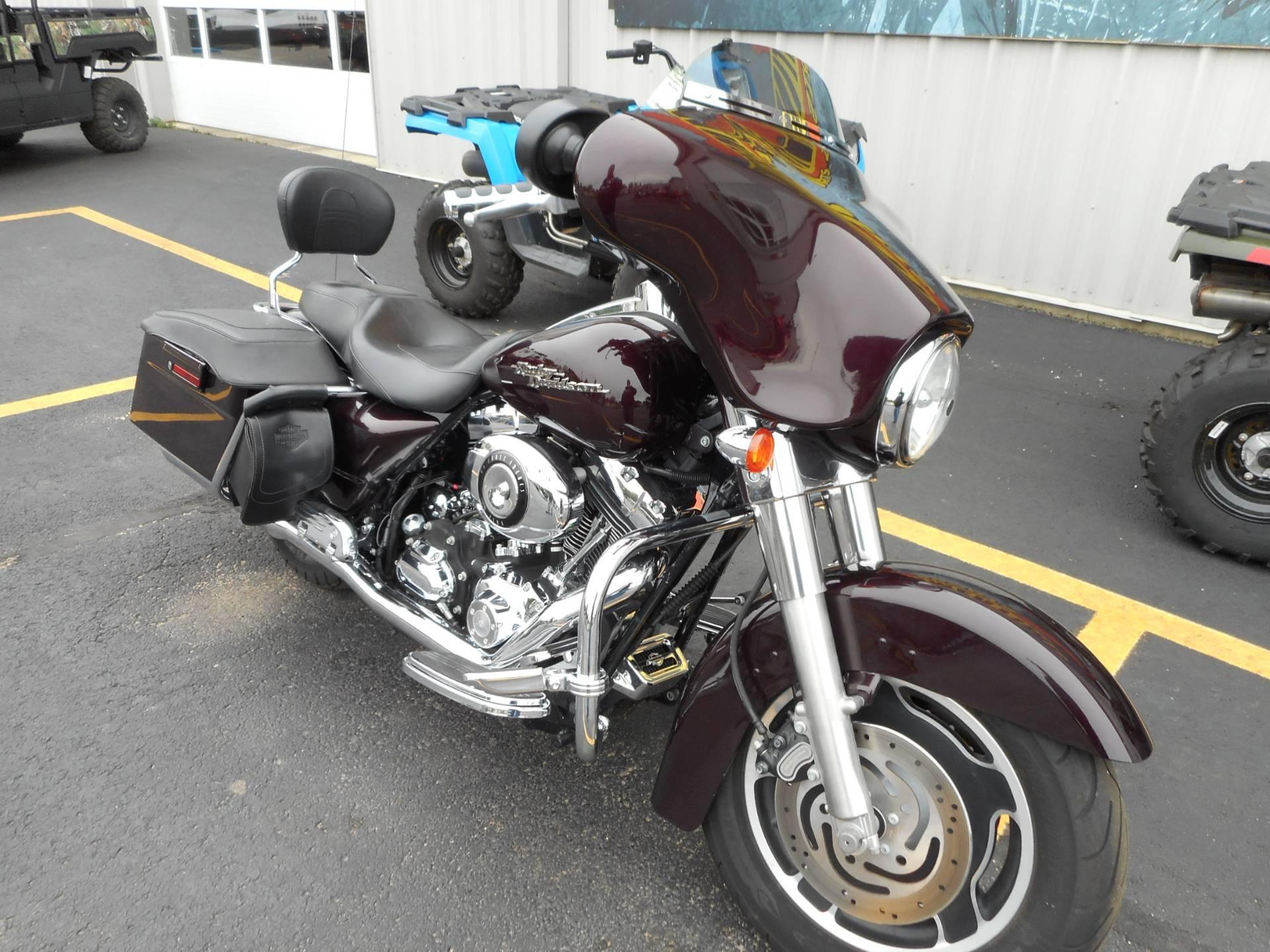2007 Harley-Davidson FLHX Street Glide 1