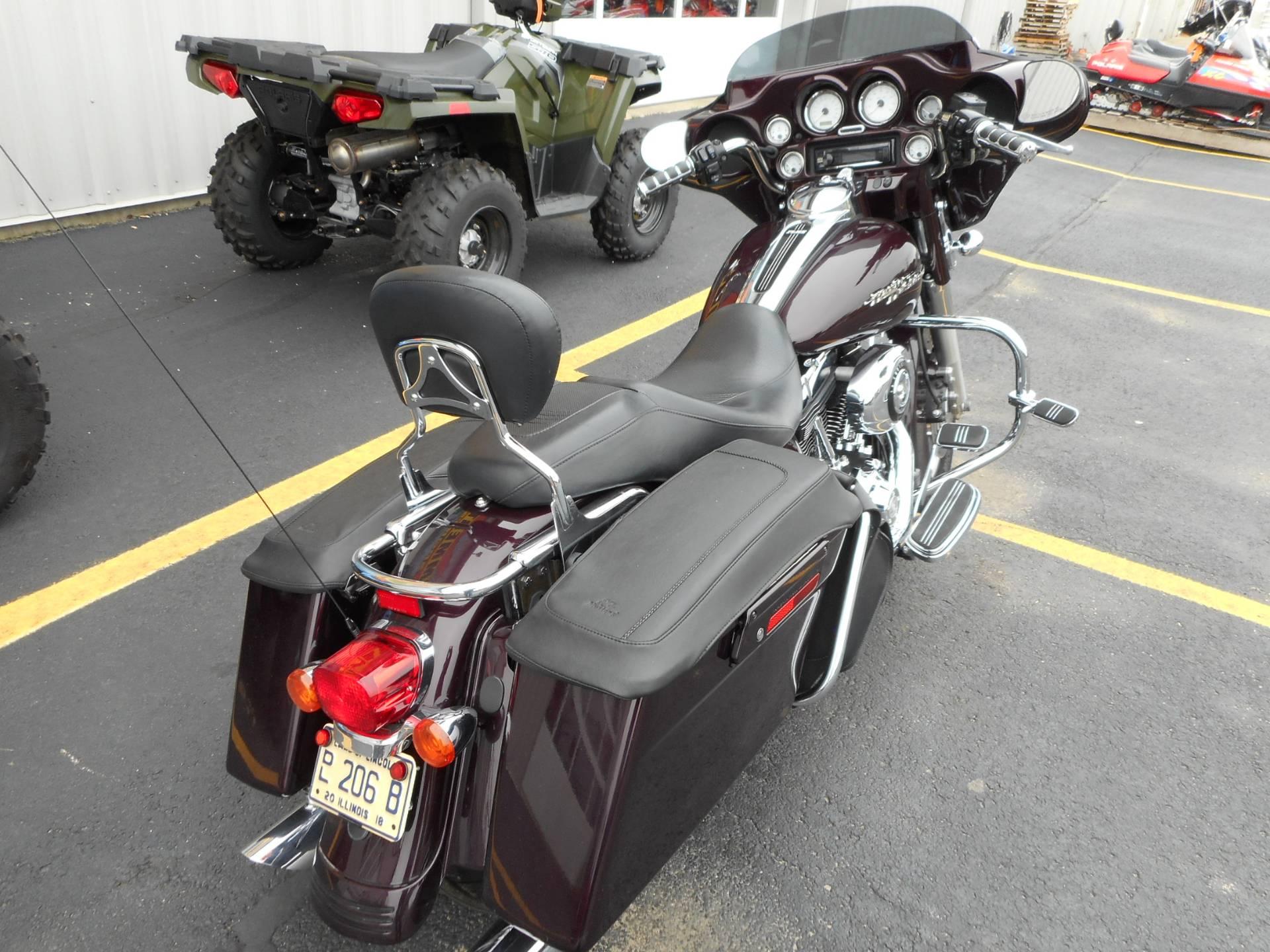 2007 Harley-Davidson FLHX Street Glide 7
