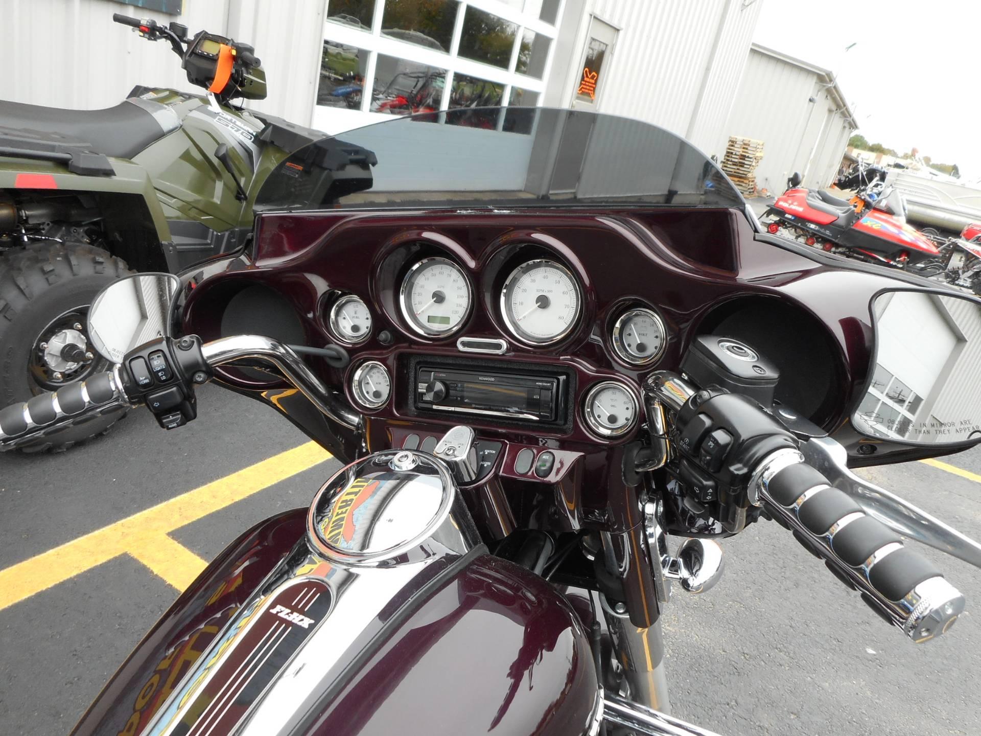 2007 Harley-Davidson FLHX Street Glide 9