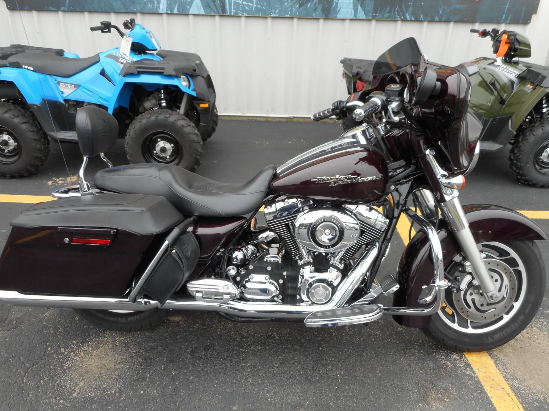 2007 Harley-Davidson FLHX Street Glide 2