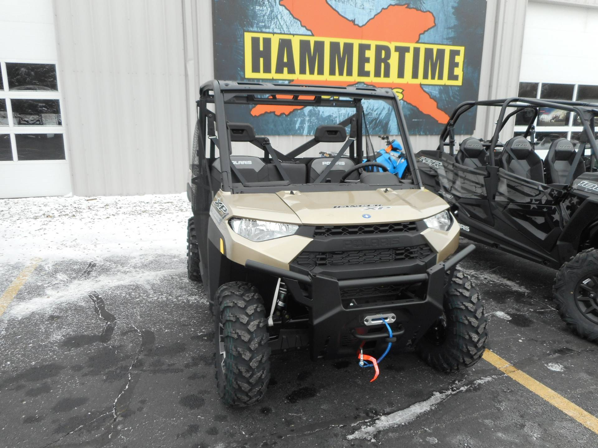 2020 Polaris Ranger XP 1000 Premium Winter Prep Package in Belvidere, Illinois - Photo 7