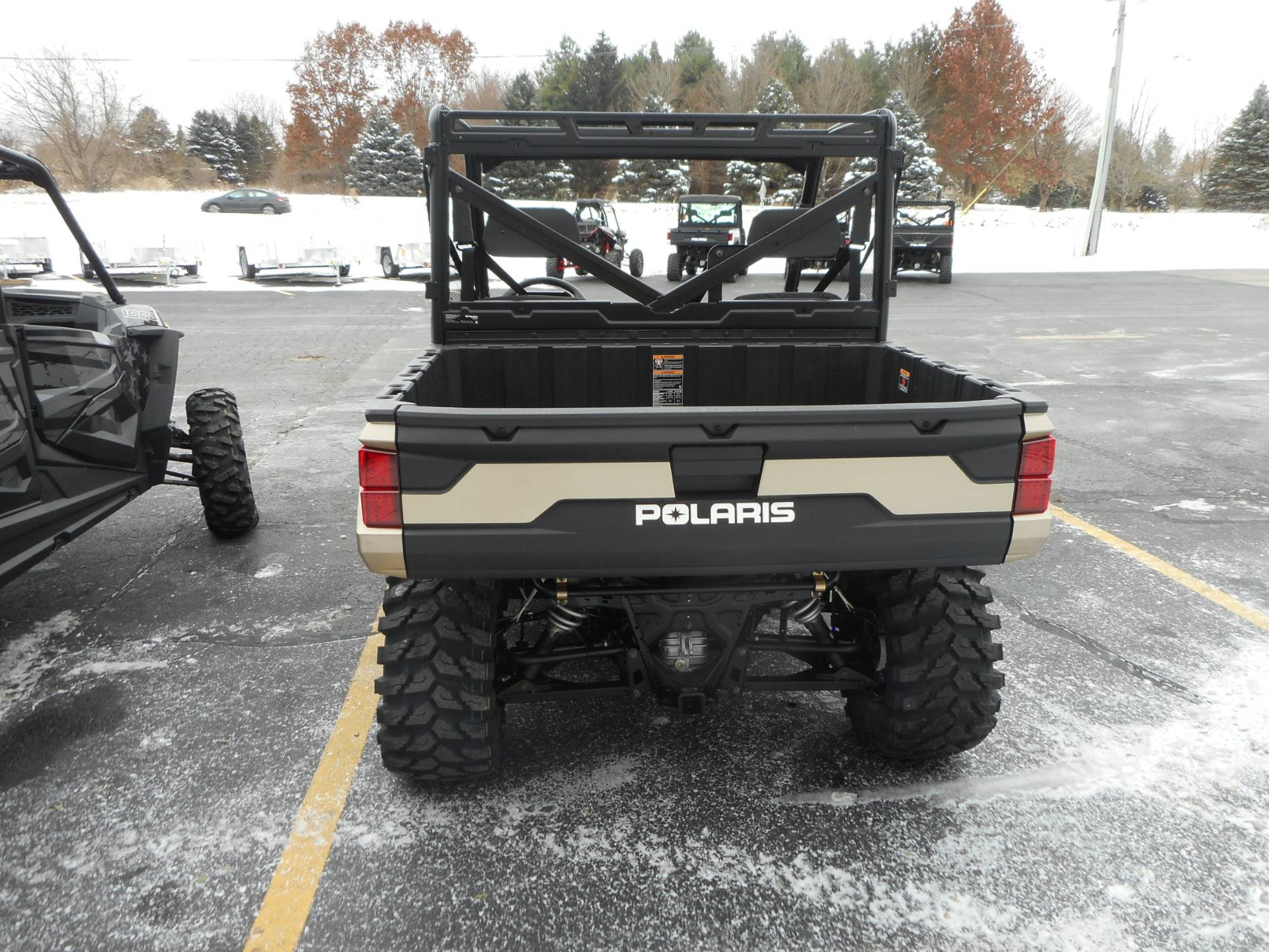 2020 Polaris Ranger XP 1000 Premium Winter Prep Package in Belvidere, Illinois - Photo 11