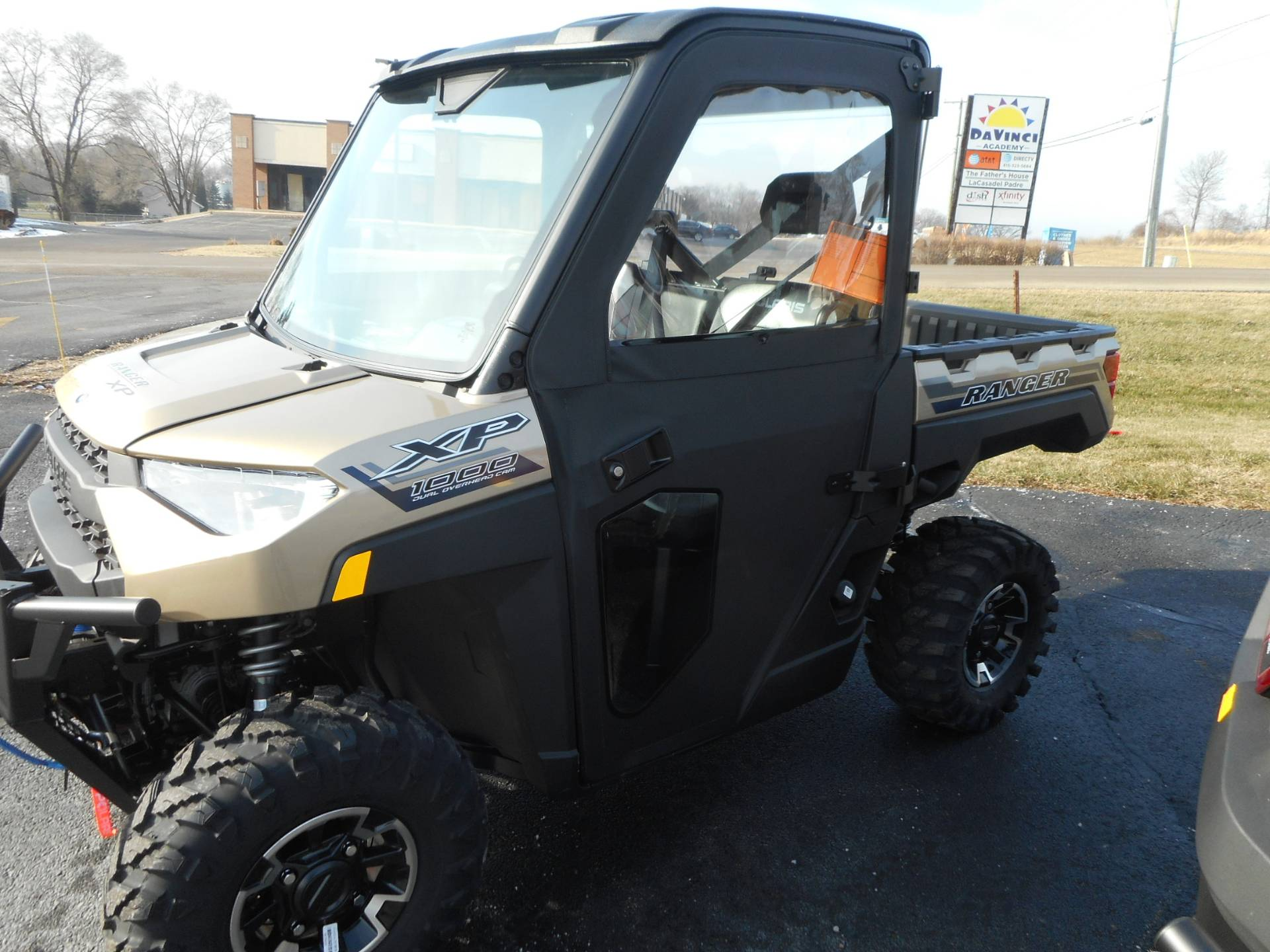 2020 Polaris Ranger XP 1000 Premium Winter Prep Package in Belvidere, Illinois - Photo 4