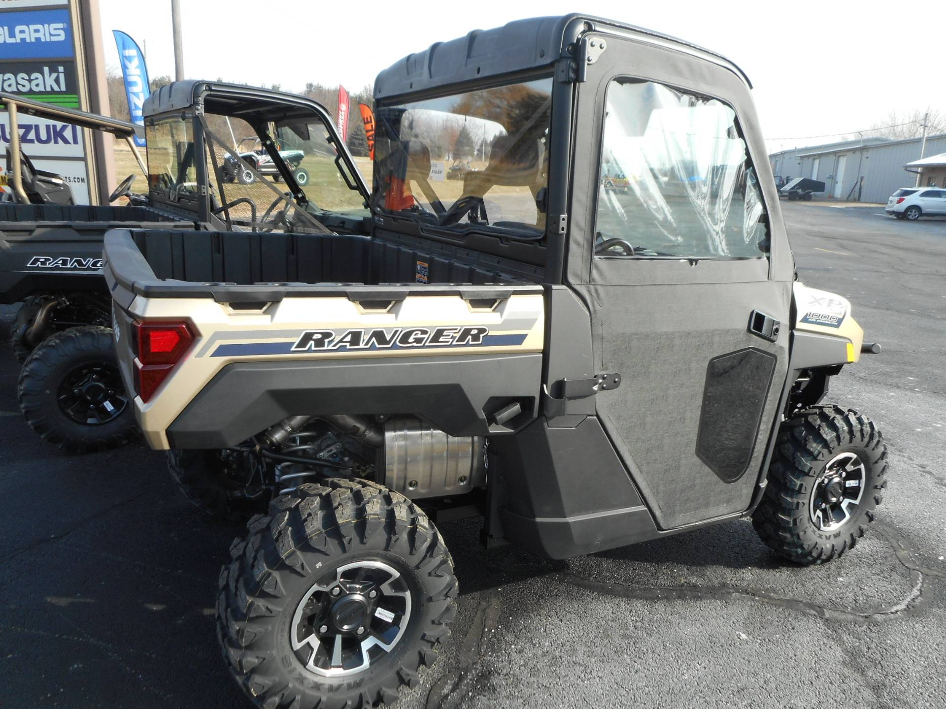 2020 Polaris Ranger XP 1000 Premium Winter Prep Package in Belvidere, Illinois - Photo 3