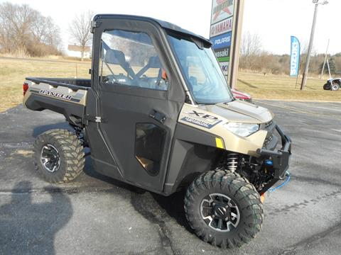 2020 Polaris Ranger XP 1000 Premium Winter Prep Package in Belvidere, Illinois - Photo 1