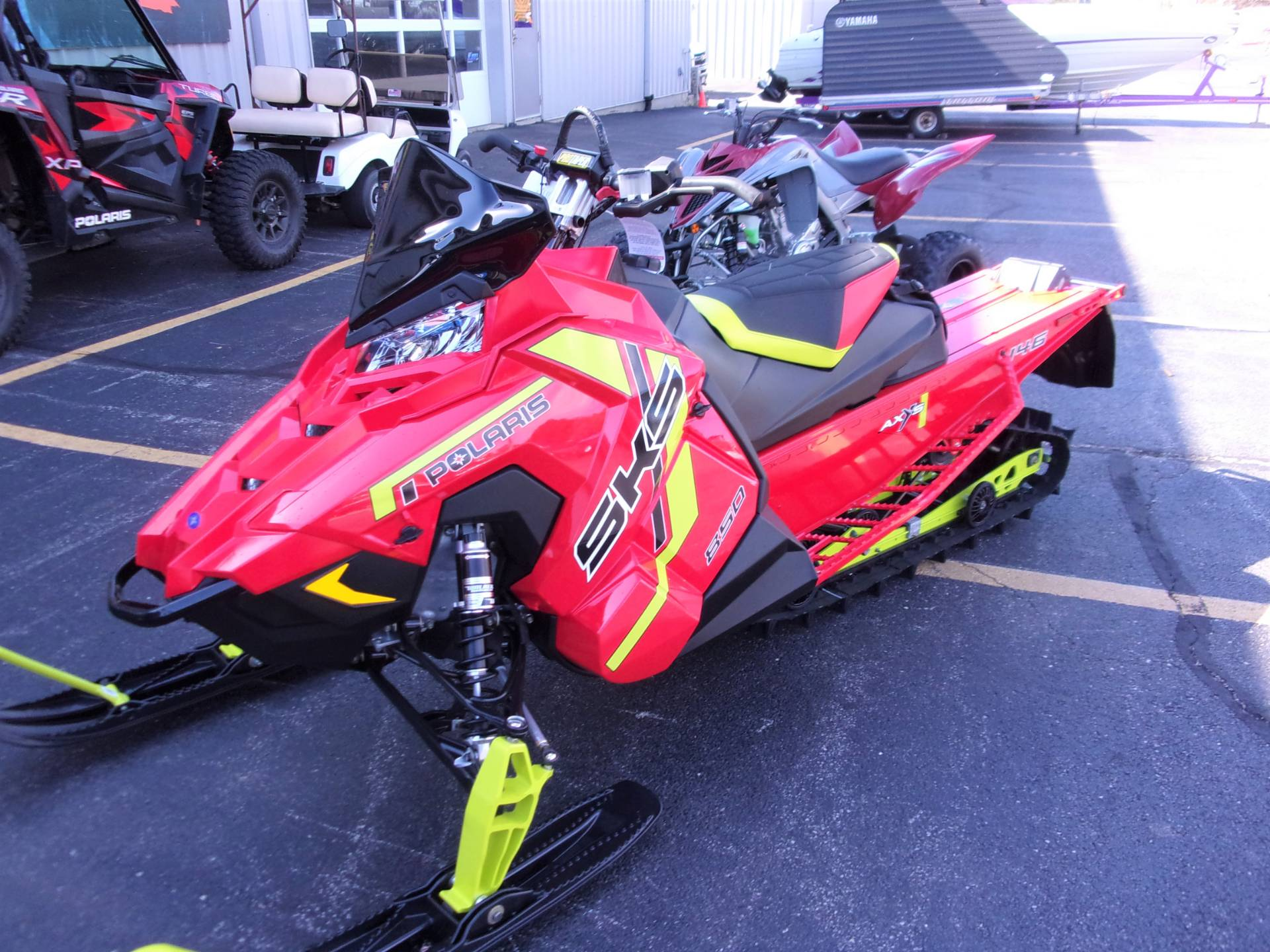 2021 Polaris 850 SKS 146 Factory Choice in Belvidere, Illinois - Photo 1