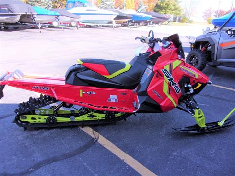 2021 Polaris 850 SKS 146 Factory Choice in Belvidere, Illinois - Photo 2