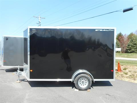 2019 Stealth Trailers 7 x 12 ALUMINUM in Belvidere, Illinois - Photo 1