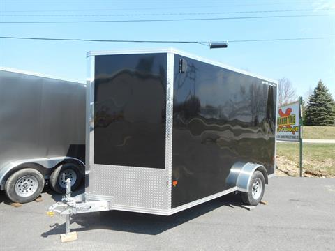 2019 Stealth Trailers 7 x 12 ALUMINUM in Belvidere, Illinois - Photo 2