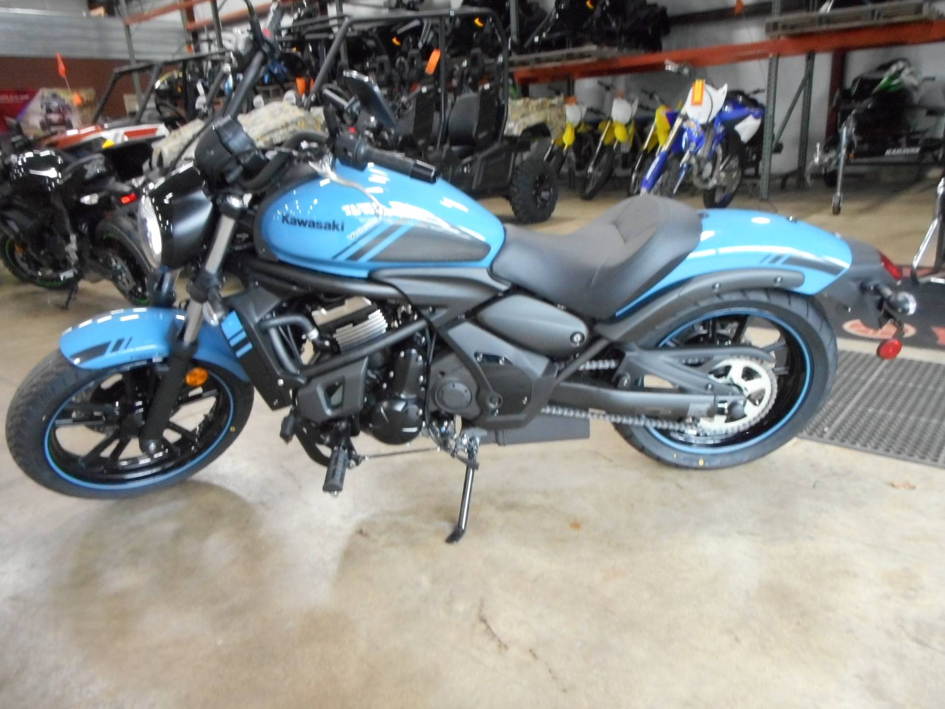 New 2019 Kawasaki Vulcan S Abs Motorcycles In Belvidere Il