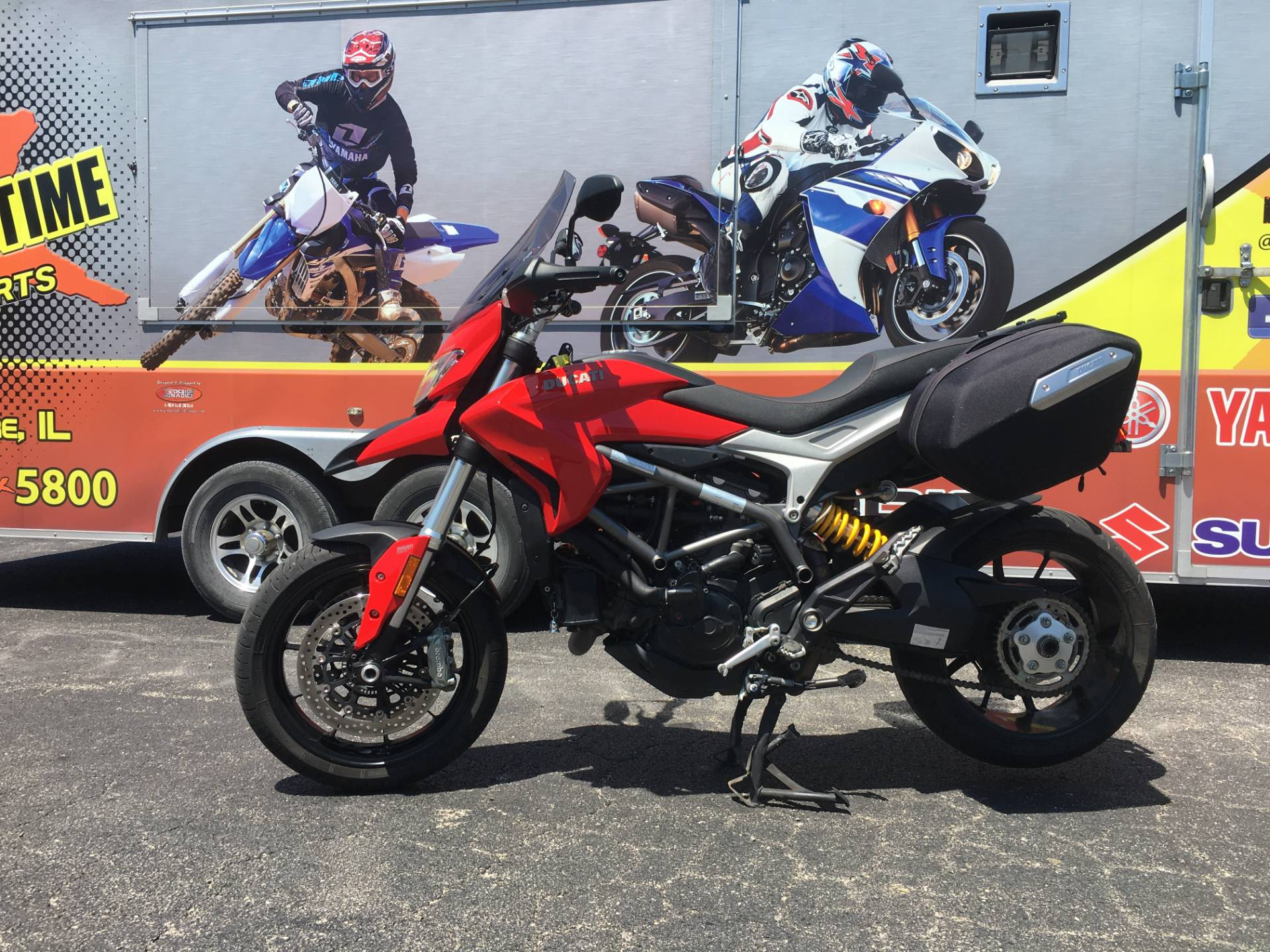 2013 Ducati Hyperstrada in Belvidere, Illinois - Photo 2