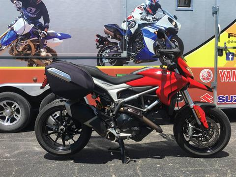 2013 Ducati Hyperstrada in Belvidere, Illinois - Photo 1
