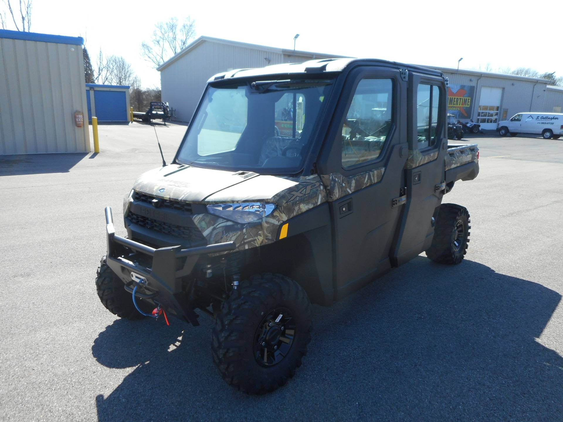 2020 Polaris RANGER CREW XP 1000 NorthStar Edition + Ride Command Package in Belvidere, Illinois - Photo 4