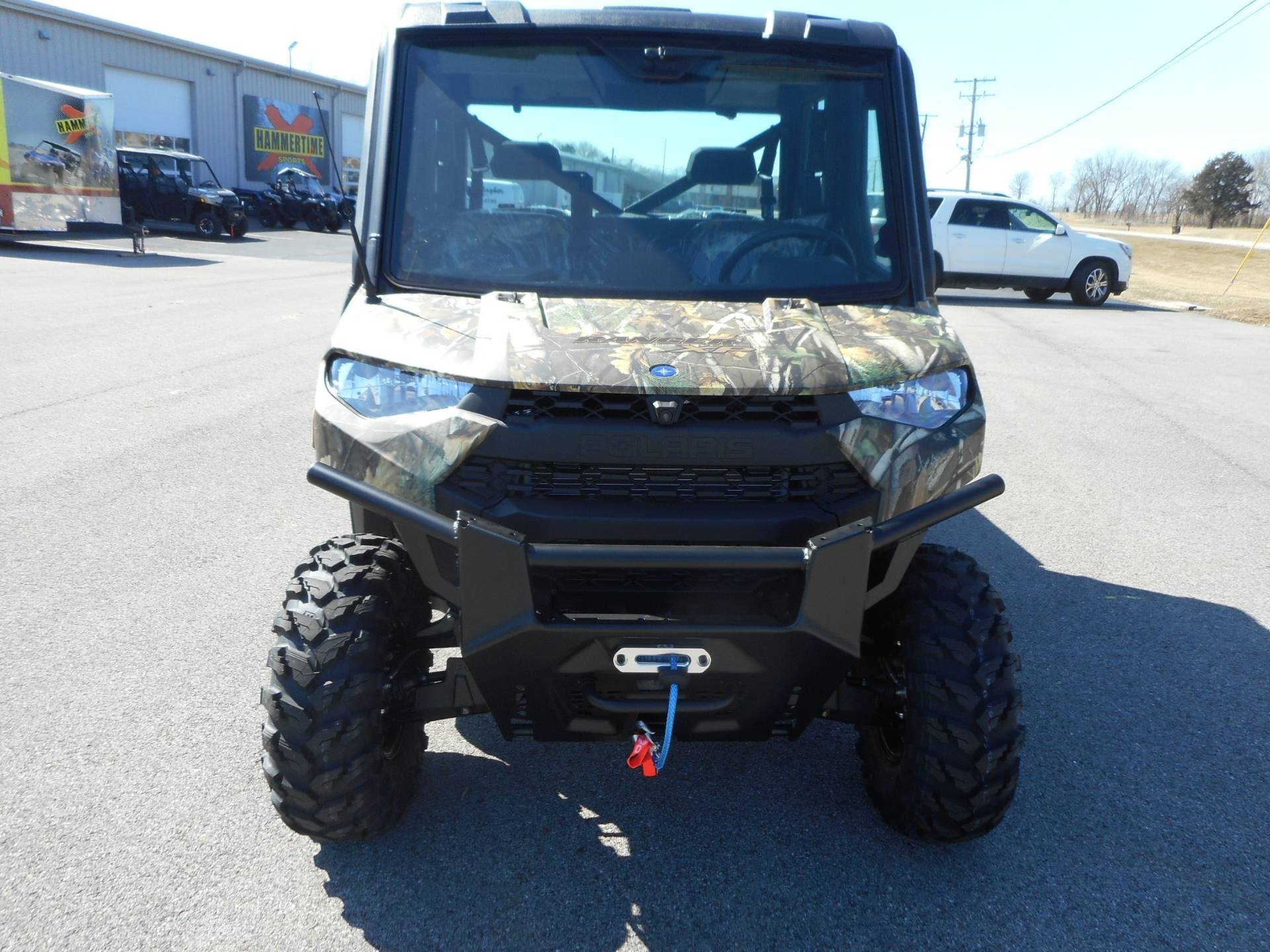 2020 Polaris RANGER CREW XP 1000 NorthStar Edition + Ride Command Package in Belvidere, Illinois - Photo 5