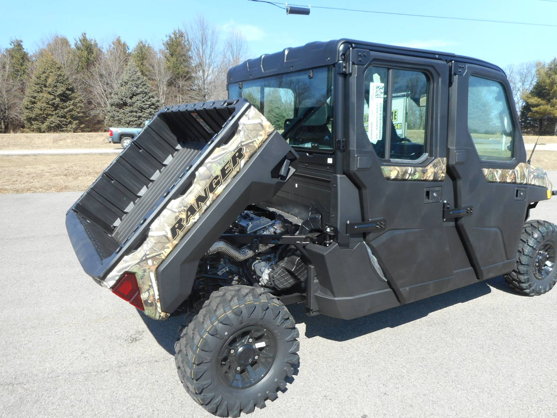 2020 Polaris RANGER CREW XP 1000 NorthStar Edition + Ride Command Package in Belvidere, Illinois - Photo 6