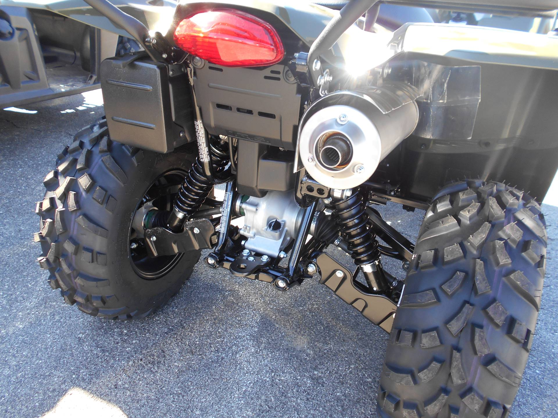 2018 Suzuki KingQuad 500AXi Power Steering in Belvidere, Illinois - Photo 11