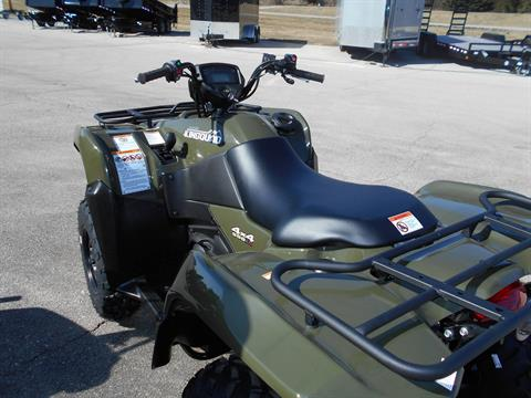 2018 Suzuki KingQuad 500AXi Power Steering in Belvidere, Illinois - Photo 12