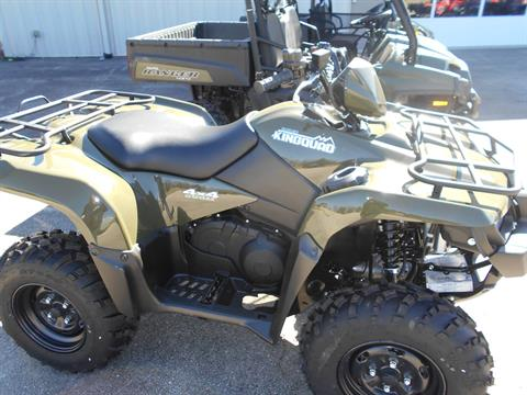 2018 Suzuki KingQuad 500AXi Power Steering in Belvidere, Illinois - Photo 4