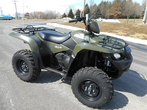 2018 Suzuki KingQuad 500AXi Power Steering in Belvidere, Illinois - Photo 1