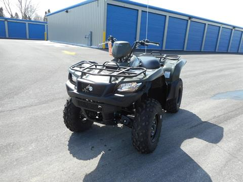 2018 Suzuki KingQuad 500AXi Power Steering in Belvidere, Illinois - Photo 5