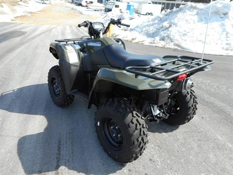 2018 Suzuki KingQuad 500AXi Power Steering in Belvidere, Illinois - Photo 14