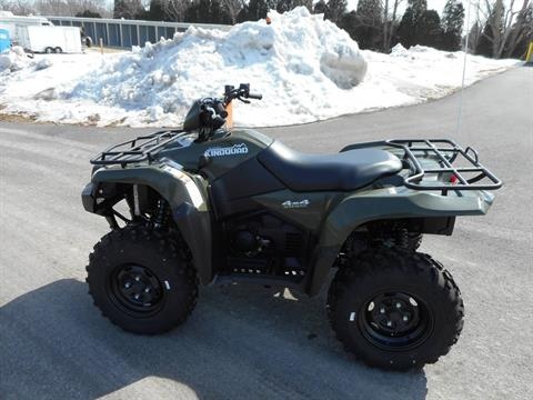 2018 Suzuki KingQuad 500AXi Power Steering in Belvidere, Illinois - Photo 15