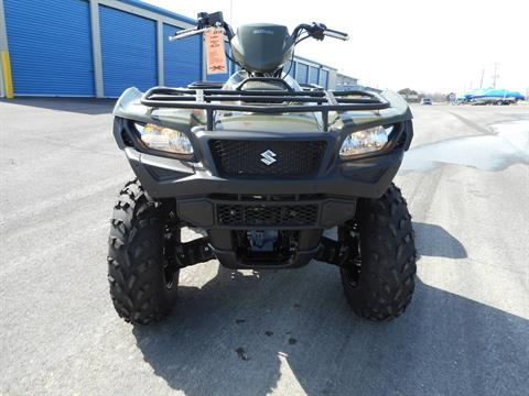 2018 Suzuki KingQuad 500AXi Power Steering in Belvidere, Illinois - Photo 8