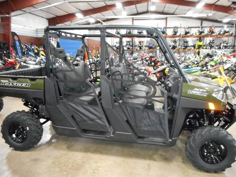 2019 Polaris Ranger Crew XP 1000 EPS in Belvidere, Illinois