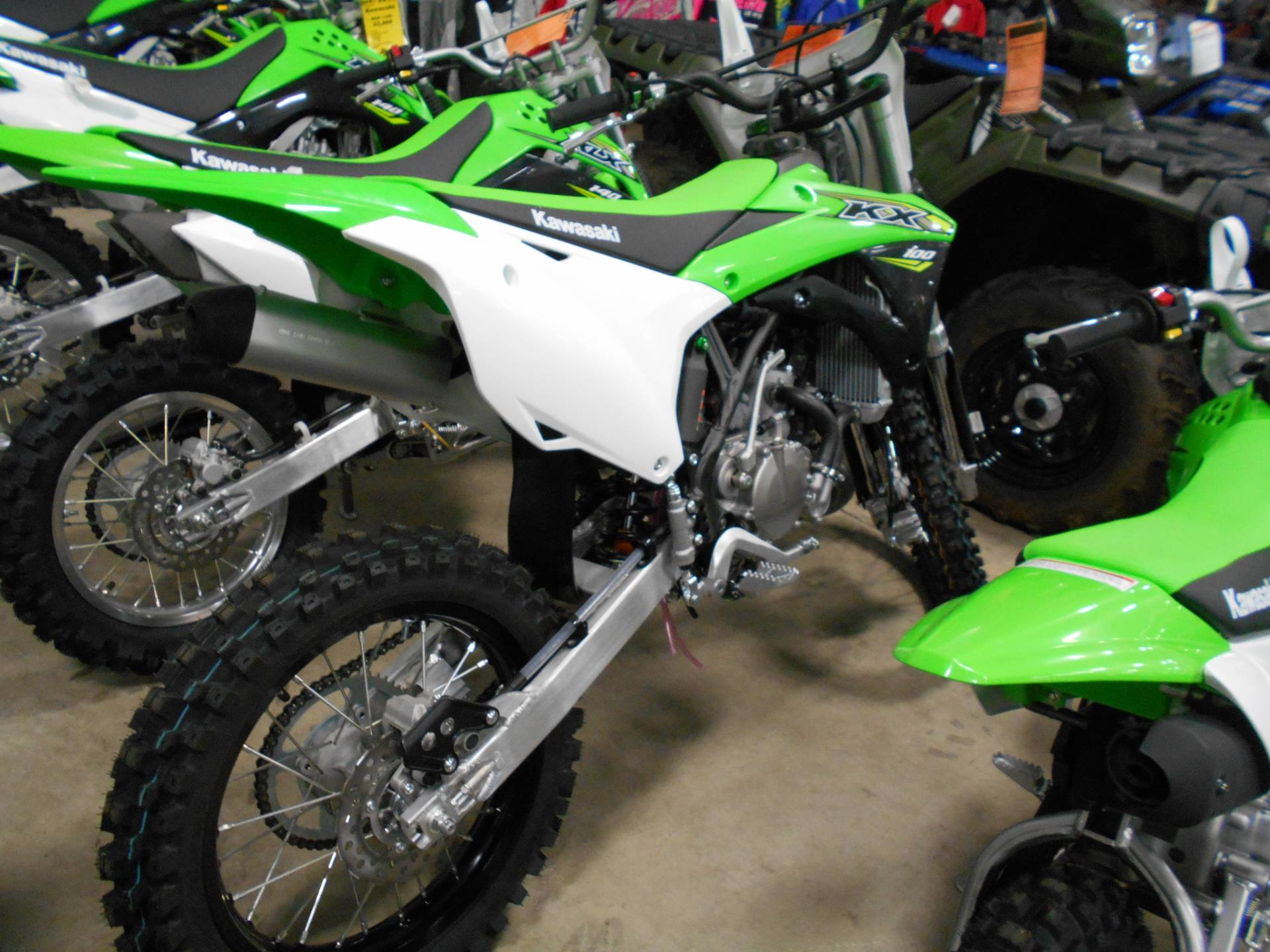 2018 Kawasaki KX 100 in Belvidere, Illinois - Photo 2