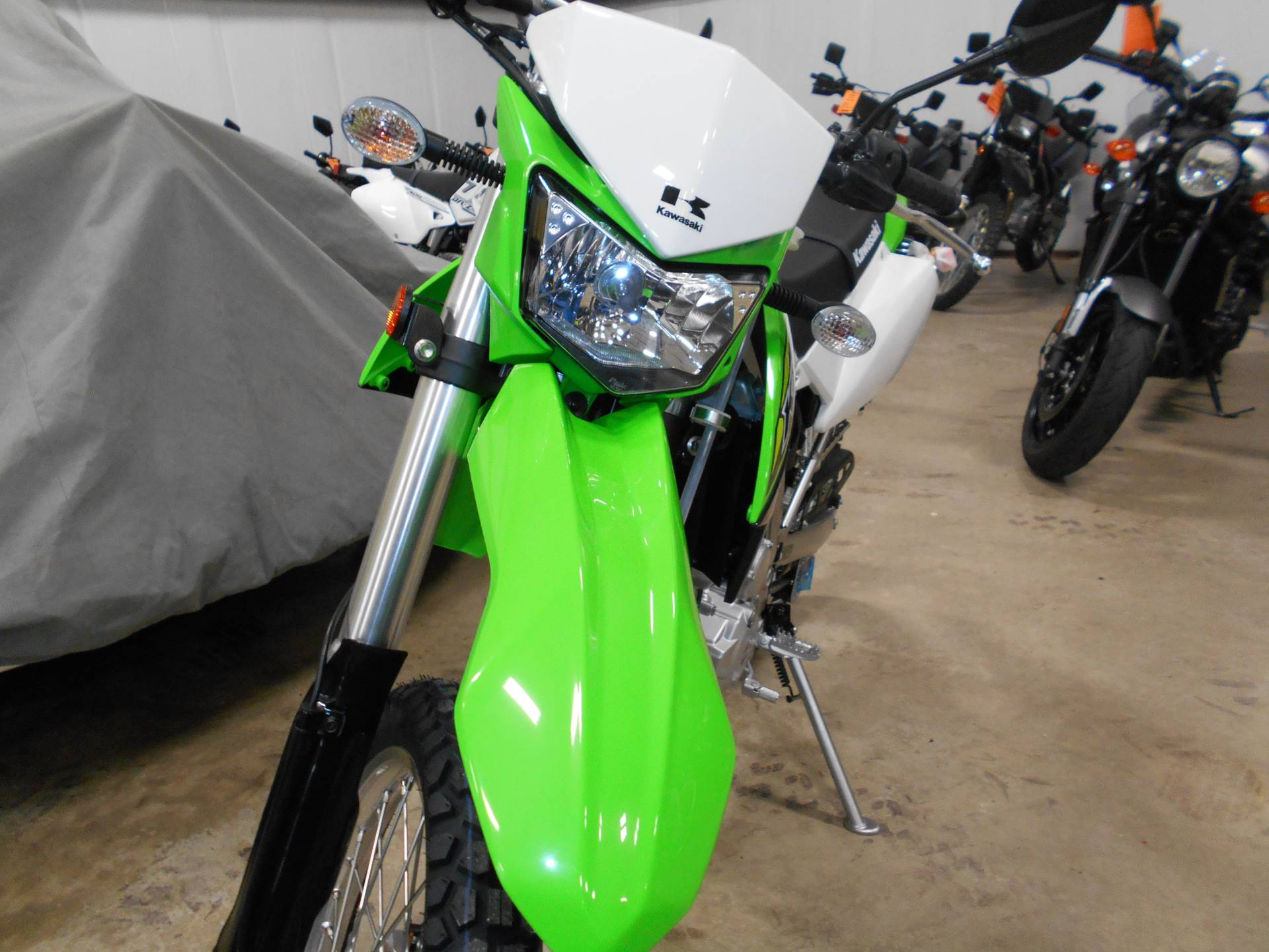 New 2018 Kawasaki Klx 250 Motorcycles In Belvidere Il Wiring Harness Illinois