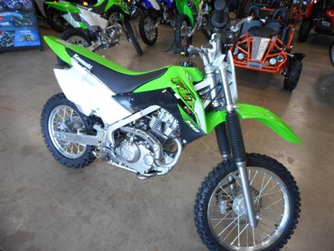 2020 Kawasaki KLX 140 in Belvidere, Illinois - Photo 2