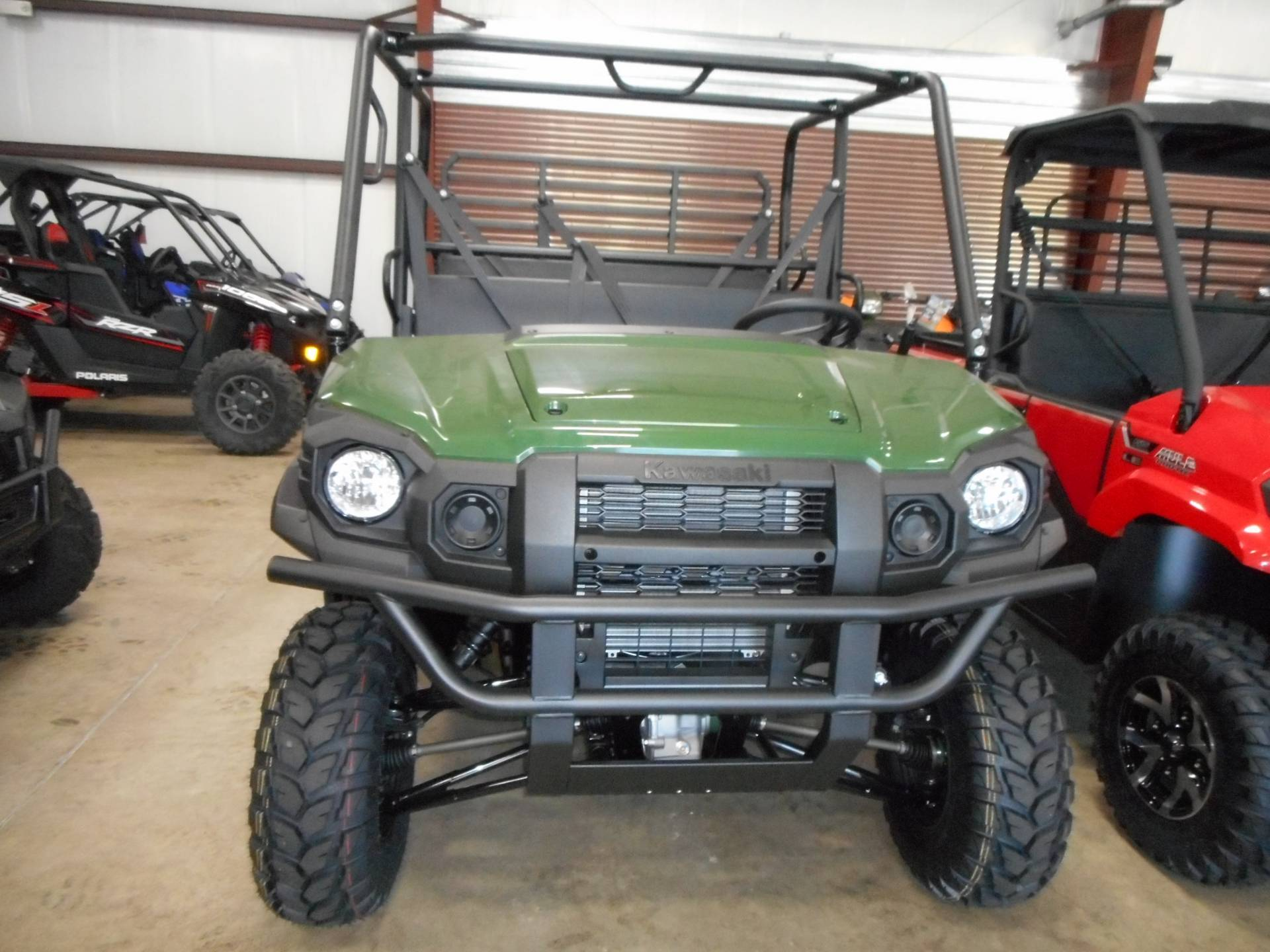2020 Kawasaki Mule PRO-FXT EPS in Belvidere, Illinois - Photo 3
