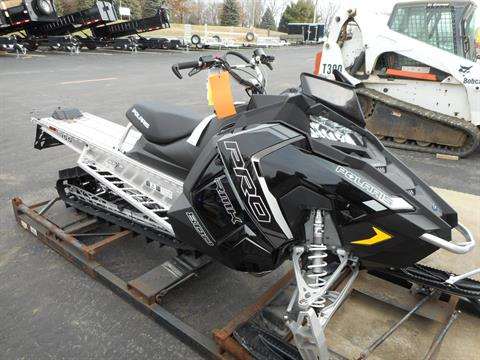2018 Polaris 800 PRO-RMK 155 ES in Belvidere, Illinois
