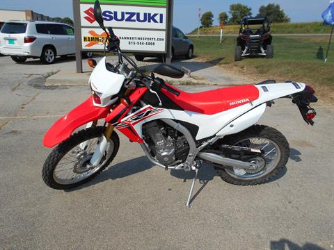 2016 Honda CRF250L in Belvidere, Illinois
