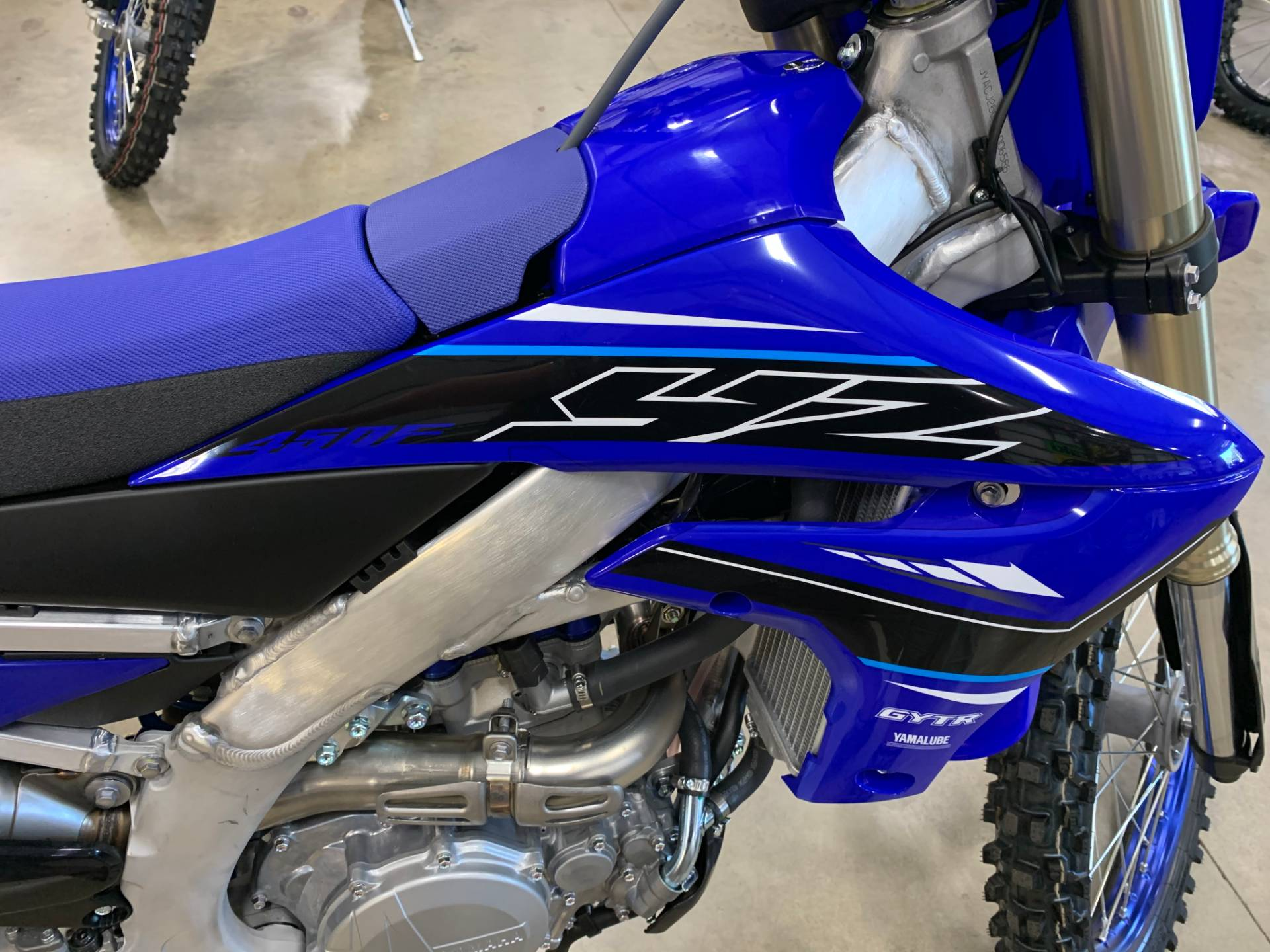 2021 Yamaha YZ450F in Belvidere, Illinois - Photo 4