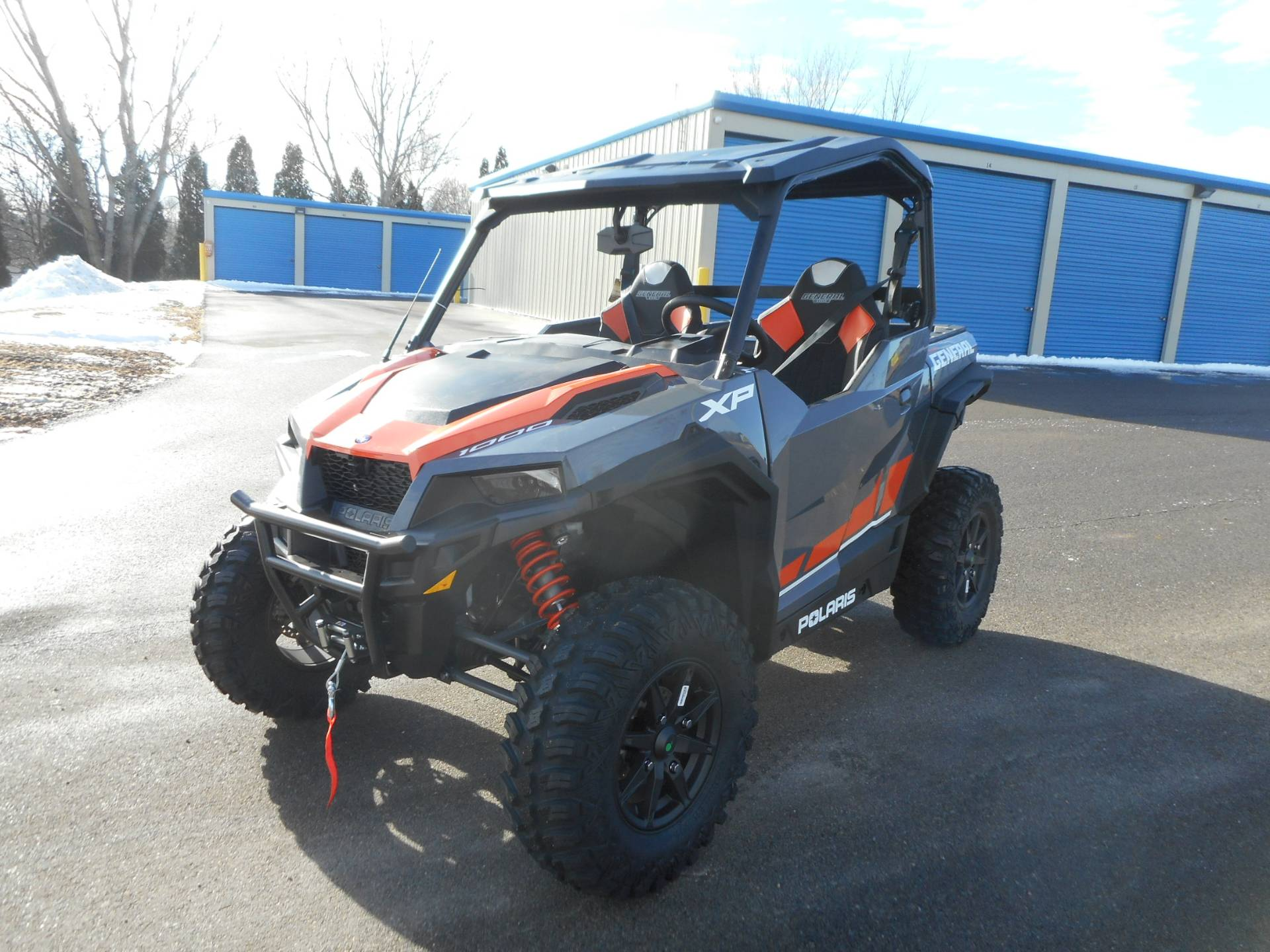 2020 Polaris General XP 1000 Deluxe Ride Command Package in Belvidere, Illinois - Photo 5