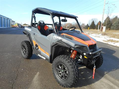 2020 Polaris General XP 1000 Deluxe Ride Command Package in Belvidere, Illinois - Photo 2