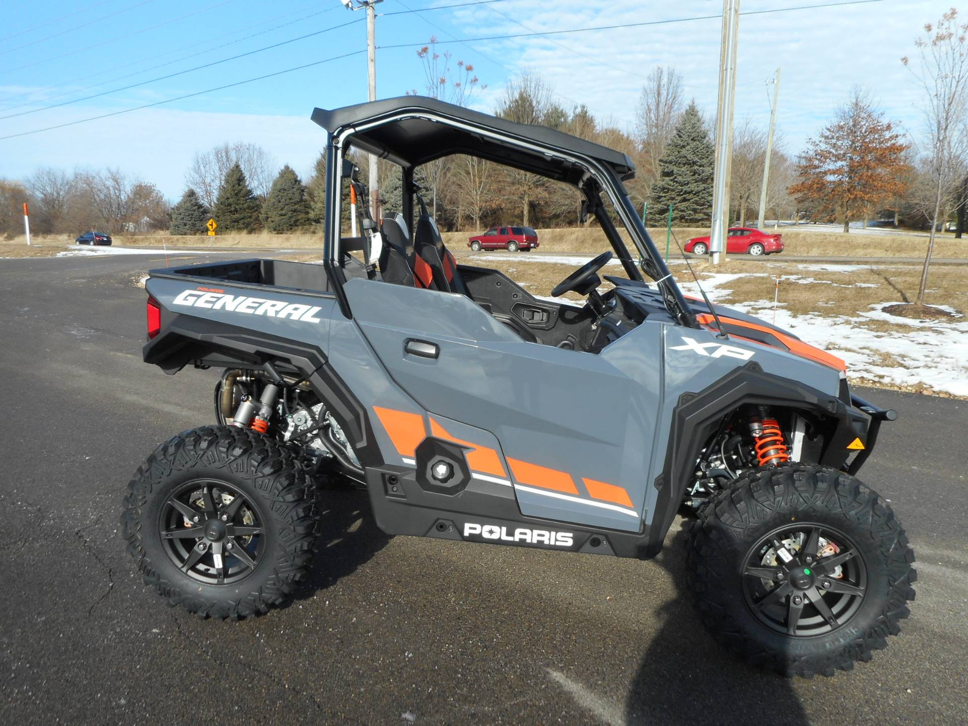 2020 Polaris General XP 1000 Deluxe Ride Command Package in Belvidere, Illinois - Photo 1