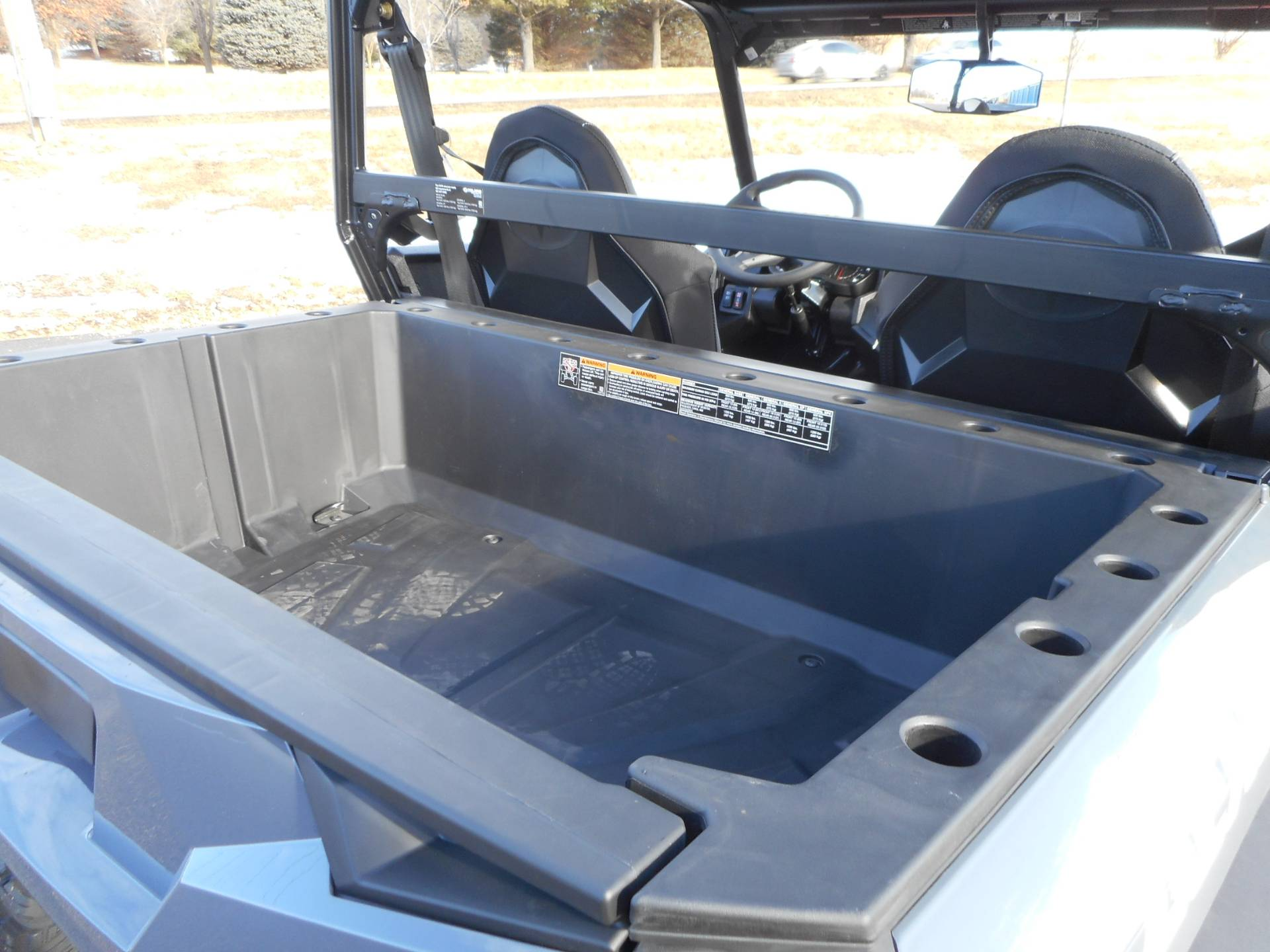 2020 Polaris General XP 1000 Deluxe Ride Command Package in Belvidere, Illinois - Photo 8