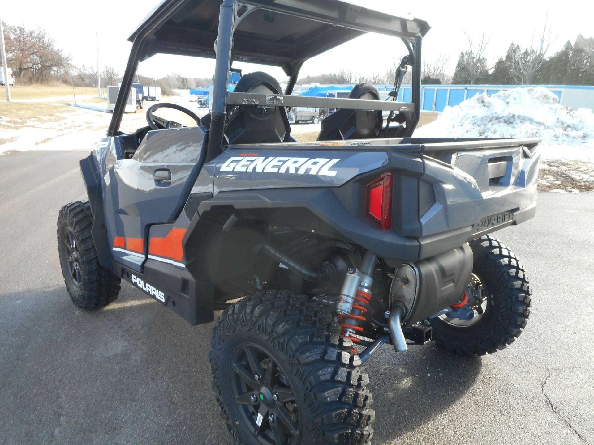 2020 Polaris General XP 1000 Deluxe Ride Command Package in Belvidere, Illinois - Photo 11