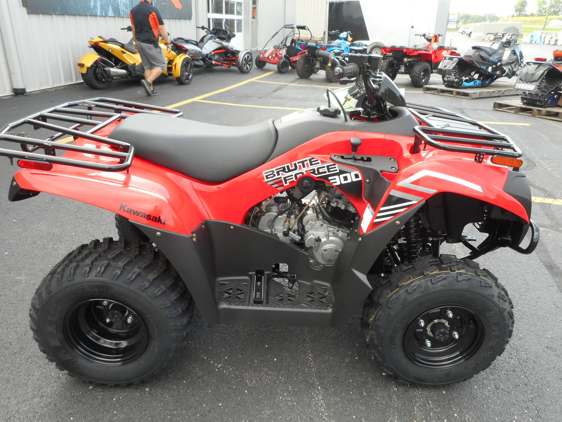 2020 Kawasaki Brute Force 300 In Belvidere Illinois