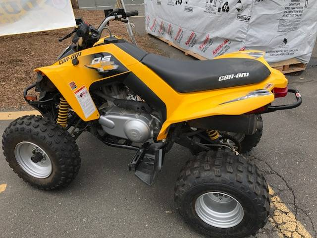 2017 Can-Am™ DS 250 1