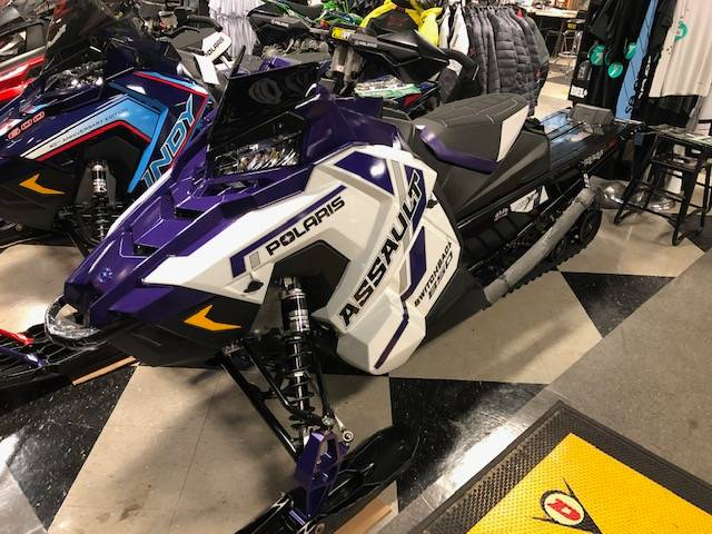 2021 Polaris 850 Switchback Assault 144 Factory Choice in Waterbury, Connecticut - Photo 1